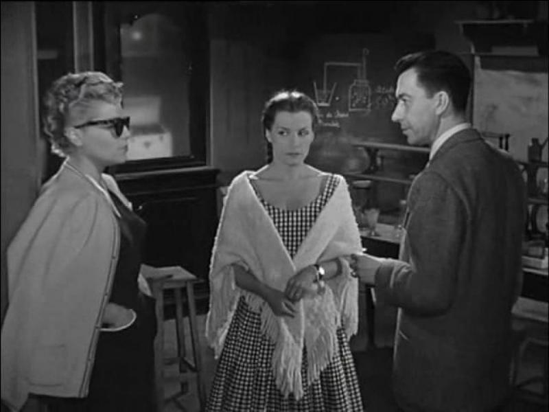 Quel est ce film de Henri Georges Clouzot qui réunit Paul Meurisse, Vera Clouzot et Simone Signoret ?