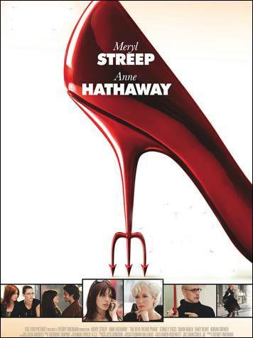 Quel est ce film de David Frankel avec Meryl Streep ?