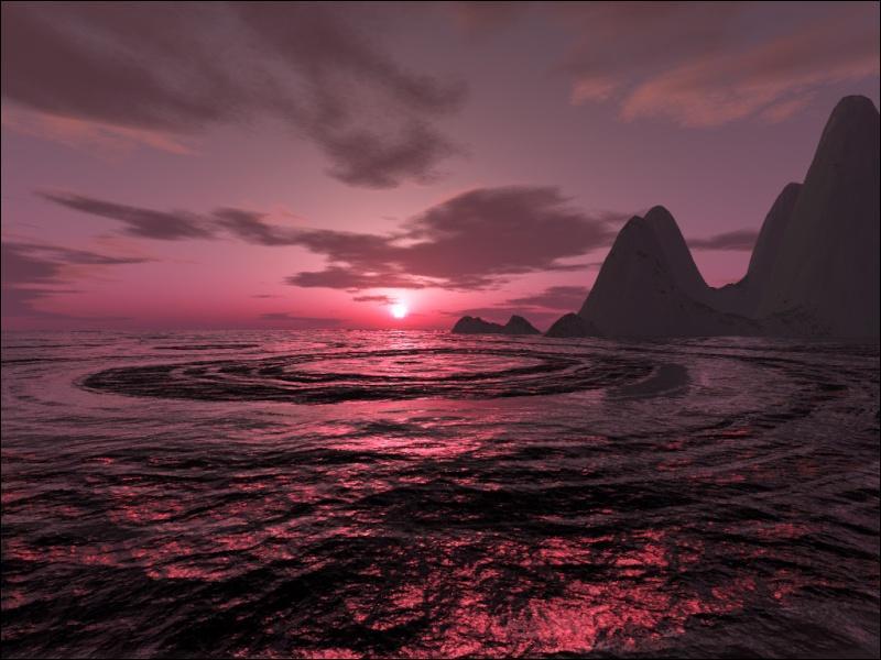"""Où est située la Mer du diable, appelée aussi """"Triangle du Dragon"""" ?"""