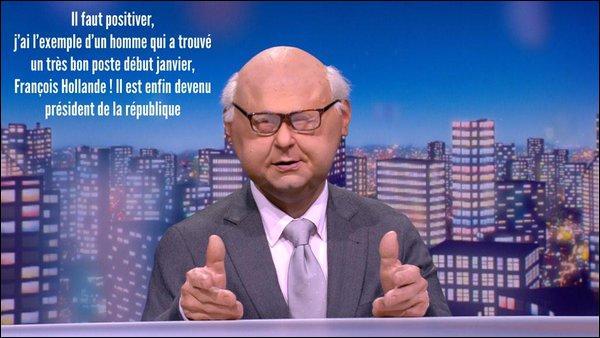 Michel Sapin, un expert en finances hautement qualifié : Une croissance nulle ...