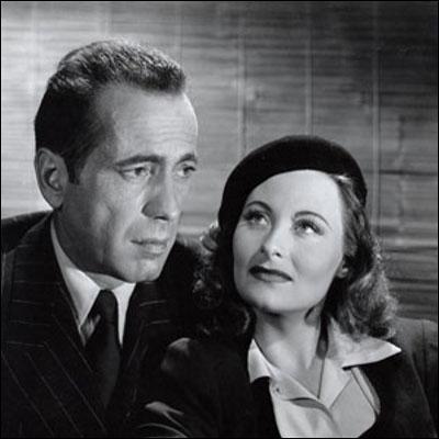 """Quel est son prénom dans """"Passage pour Marseille"""" avec Humphrey Bogart ?"""