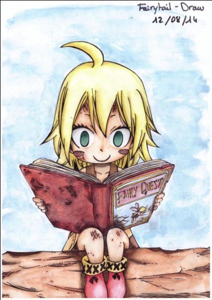 Au début du manga, pourquoi Zeira déteste-t-elle Mavis ?