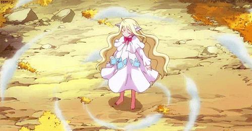 Fairy Tail Zero : Mavis