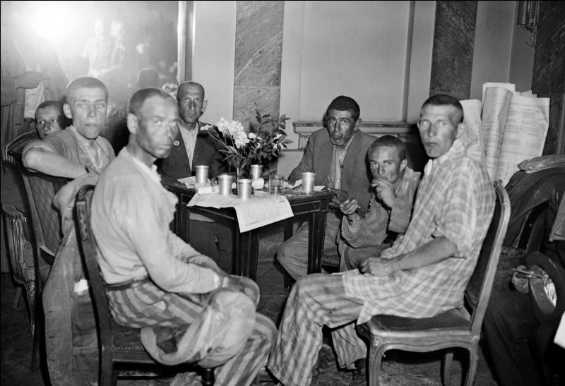 À la Libération, pour prouver qu'ils sont solidaires avec la Résistance, les dirigeants de l'hôtel durent mettre le Lutetia à la disposition d'une cause. Que fait alors l'hôtel pour prouver sa bonne foi ?