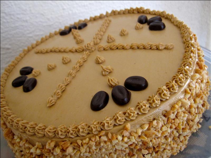 Au coup d'oeil, trouvez le nom de ce gâteau :