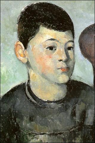 Quel était le prénom du fils de Paul Cézanne ?