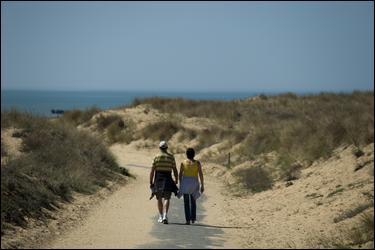 Ville de Vendée, sur la côte des fleurs :