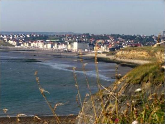 Sur la côte d'Opale, quelle est cette ville du Pas-de-Calais ?