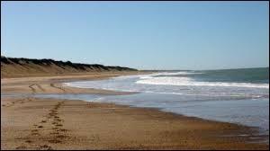 Ville de la côte de Lumière, vous ne pouvez pas ignorer ses sables :