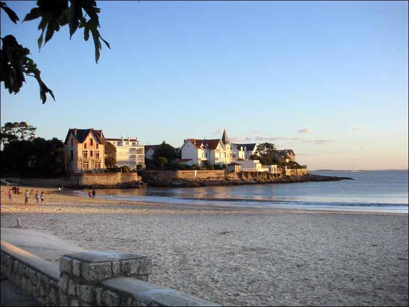 Située en Charente-Maritime, sur la Côte de Beauté, c'est :