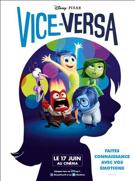 Où se passe Vice-Versa ?