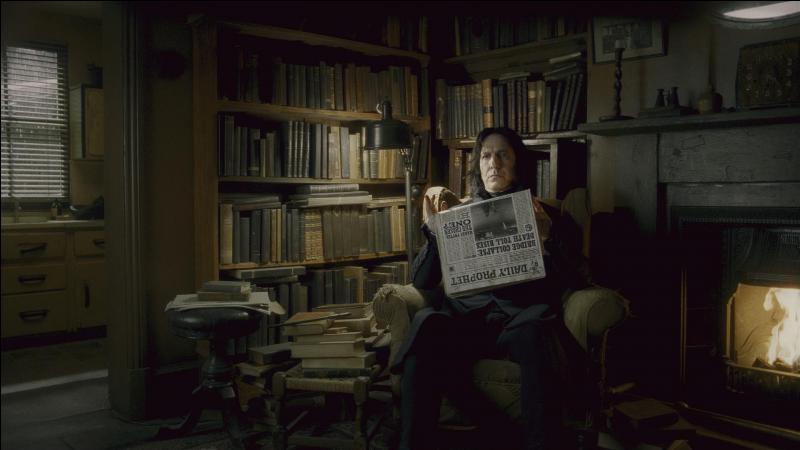 Deuxième partie.Dans la saga Harry Potter, Severus Rogue a une apparence physique très particulière. Comment sont notamment décrits ses habits de sorciers qu'il porte tout au long de l'histoire ?