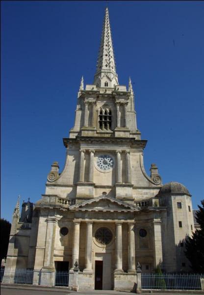 Si ce n'est pas encore fait, visitez la Vendée, vous y verrez cette cathédrale !