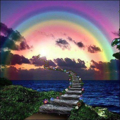 Combien de couleurs se trouvent dans l'arc-en-ciel ?