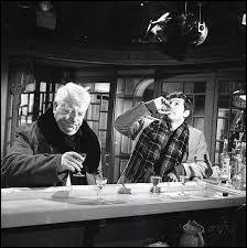 Dans ce film culte d'Henri Verneuil, Jean Gabin et Jean-Paul Belmondo s'adonnent à l'excès de boissons alcoolisées pour une nuit, donnant lieu par la suite à de somptueux délires enivrés. Cela s'intitule :
