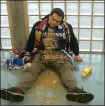"""Si par malheur, on a """"l'alcool mauvais"""", cela signifie que suite à l'absorption excessive d'alcool :"""