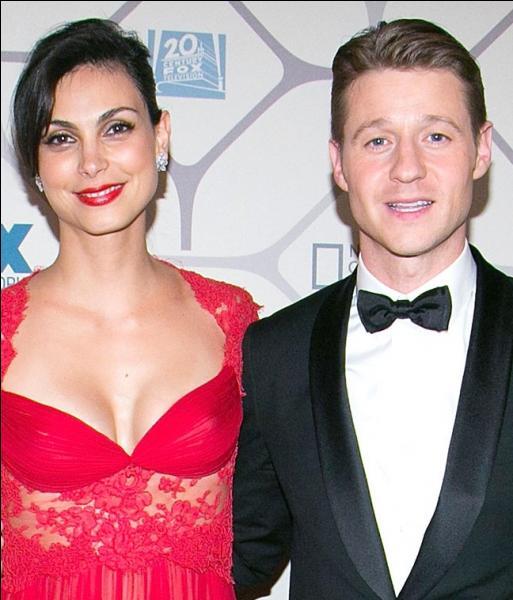 Est-il en couple avec sa partenaire d'écran, Morena Baccarin ?