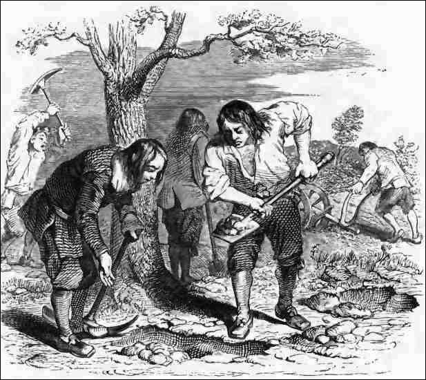 """Pour revenir un peu aux sources, comment La Fontaine disait-il déjà dans """"Le laboureur et ses enfants"""" ?"""