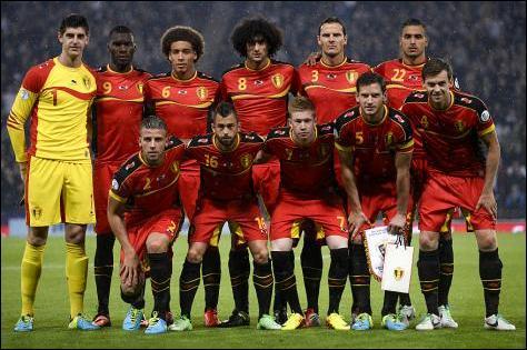 """Quel pays a une équipe de football surnommée les """"Diables Rouges"""" ?"""