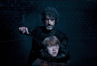 """Augustus Rockwood. Ayant travaillé au Département des Mystères au Ministère de la Magie, la destinée d'Augustus Rockwood n'est pas clairement identifiée dans la saga """"Harry Potter"""". On ne saura pas ce qu'il deviendra après la Bataille de Poudlard. Il aura malgré tout réussi à s'échapper de la prison d'Azkaban. Combien de fois aura-t-il réussi cet exploit ?"""