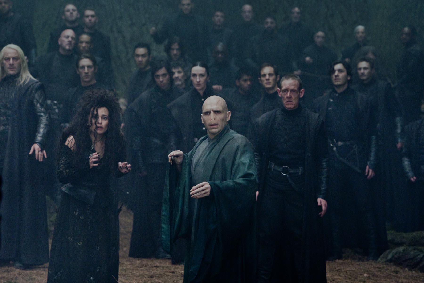 Harry Potter : Les Mangemorts de A à Z