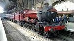 Comment s'appelle le train que prennent les sorciers pour aller à Poudlard ?
