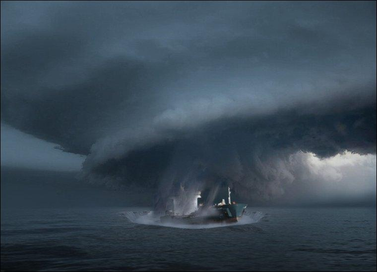 Quel est ce triangle maudit, célèbre pour ses étranges disparitions de navires et d'avions, qui s'étend dans l'Atlantique au large des côtes de la Floride et Porto Rico ?