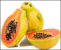 Fruit comestible du papayer, de quel pays la papaye est-elle originaire ?