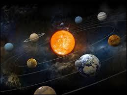 Parmi ces planètes, laquelle est plus petite que la Terre ?