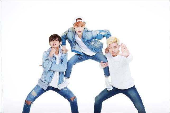 Quels membres sont sur cette photo ?