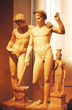 Les grands amoureux de l'histoire de l'humanité (2) Les amours d'homosexuels célèbres (1)