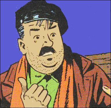 Quel est le métier d'Ernest ?