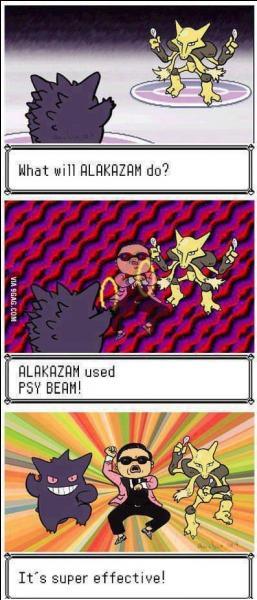 Quelle attaque utilise Alakazam pour tromper son adversaire ?