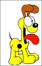Ce chien est son fidèle compagnon. Quel est son nom ?