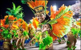 Le plus gigantesque carnaval au monde s'y déroule chaque année. Nul besoin d'en dire plus, la bonne réponse est ...