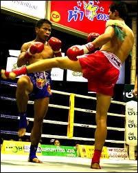 Ces combattants pratiquent un art ancestral et véritable sport national dans leur pays. La ville à deviner ne peut être que :