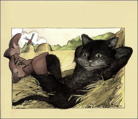 """Qui a écrit """"Le chat botté"""" ?"""