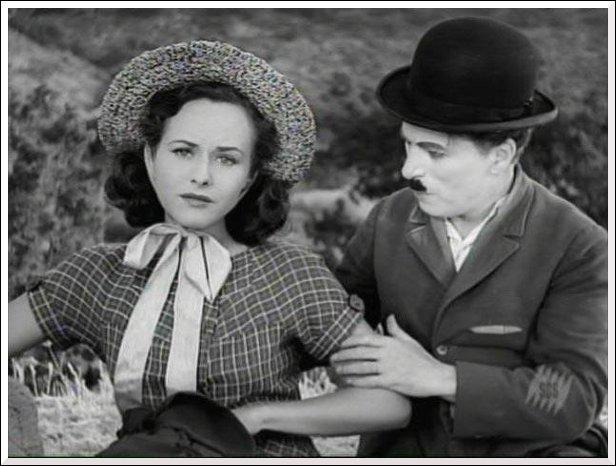 Quel film de 1936 réunit Charlie Chaplin et Paulette Goddard ?