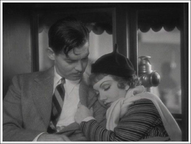 Dans quel film de Capra sont partenaires Clark Gable et Claudette Colbert ?