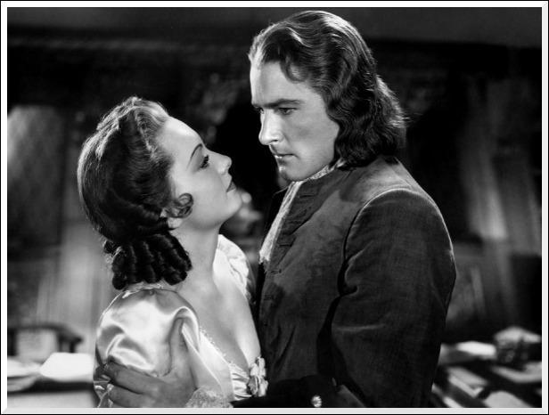 Quel est ce film qui rassemble Errol Flynn et Olivia de Havilland ?