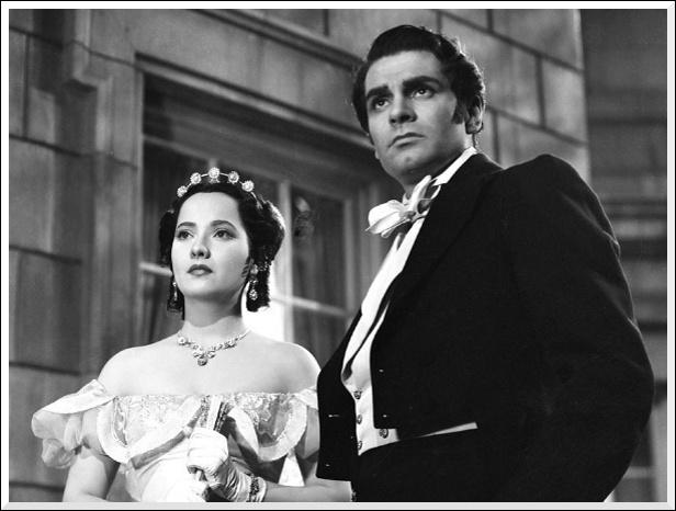 Quel film, sorti en 1939, met en scène Merle Oberon et Laurence Olivier ?
