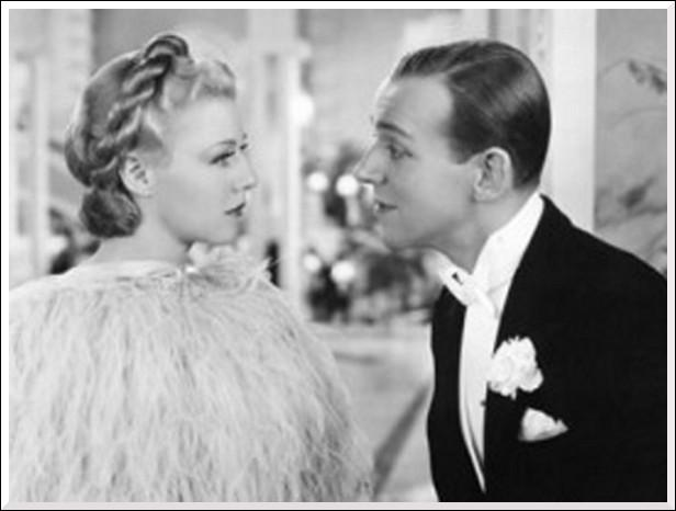 Quel film fait danser ensemble, en 1935, Jerry Travers et Dale Tremont ?