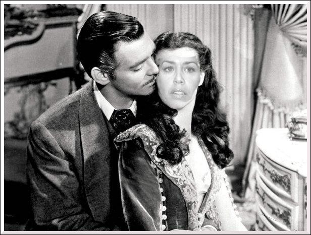 Quel film de 1939 réunit le couple Clark Gable et Vivien Leigh ?
