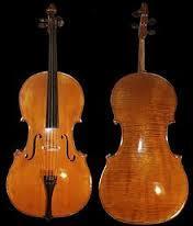 C'est un instrument à cordes frottées :