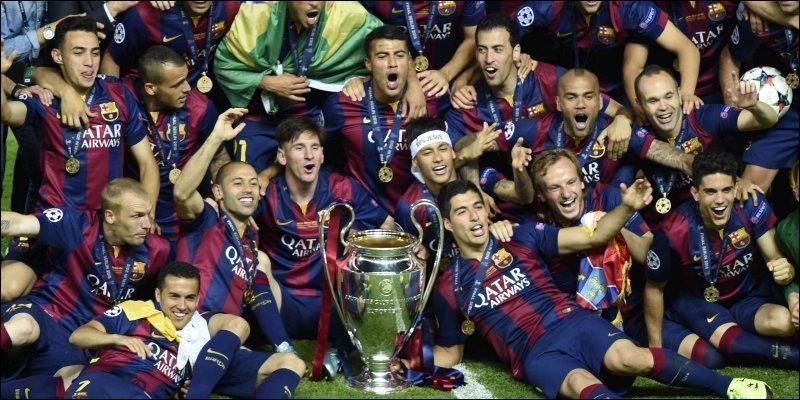 Barcelone a gagné la C1 à cinq reprises. En quelle année les joueurs ont-ils gagné pour la première fois ?