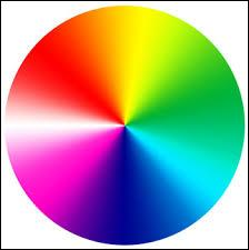 Quelles sont les deux couleurs qu'il faut mélanger ensemble pour obtenir la couleur violette ?