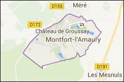 Le chef ... parti avant la fin de la séance, car il avait un concert à Montfort-l'Amaury.
