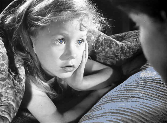 Qui est cette petite fille qui tourna ce film sur l'inoubliable musique de Narciso Yepes ?
