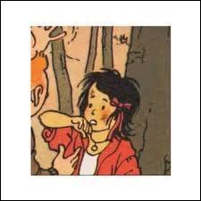 Une petite fille s'est perdue dans la forêt, comment s'appelle-t-elle ?