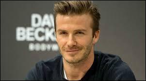 David Beckham a été le premier Anglais à signer au Real Madrid.